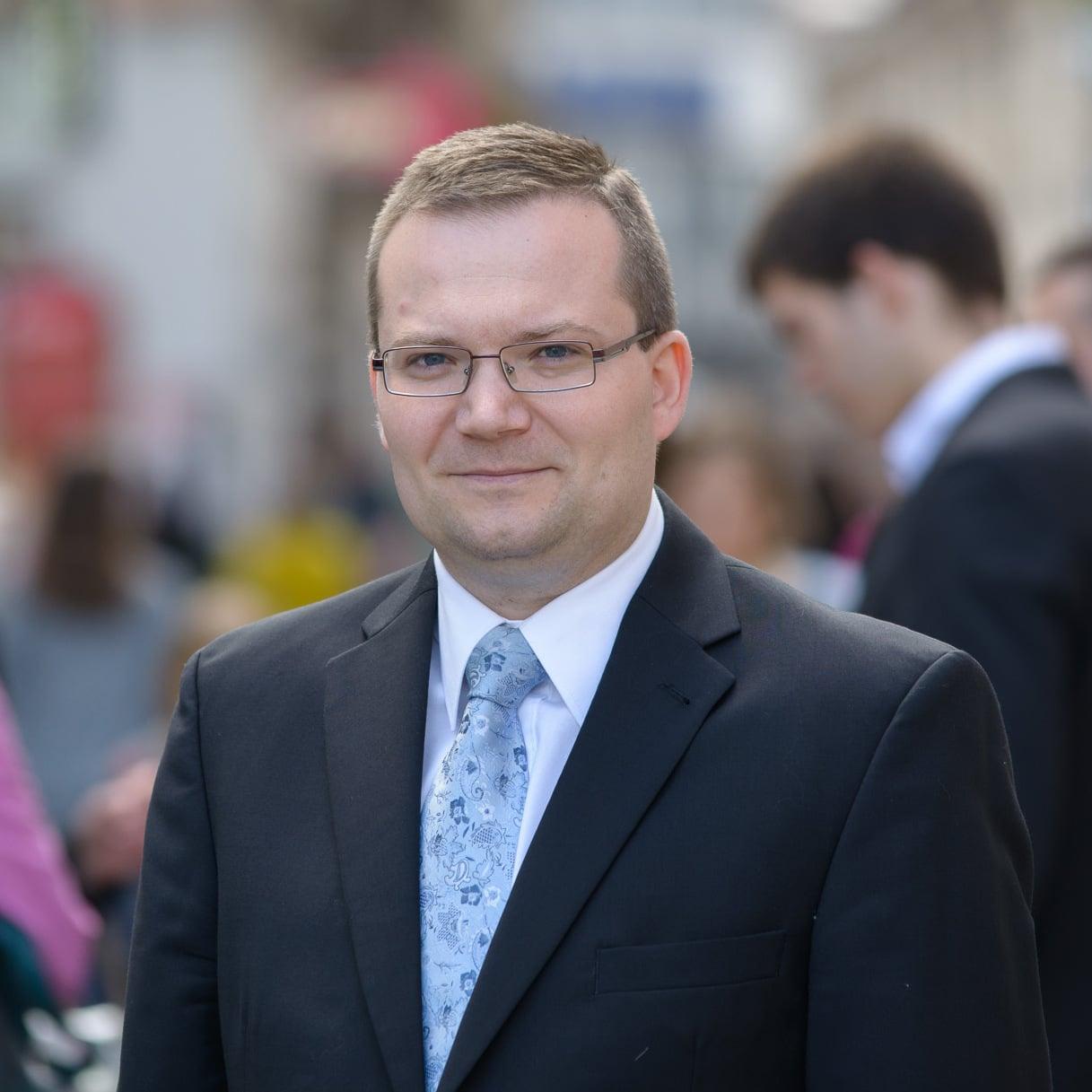 Marko Korenjak, mag. ekon. in posl. ved, NLP trener in NLP coach